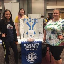 Student Organizations Fair - Spring 2018