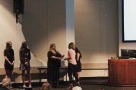 Induction Ceremony - Spring 2018